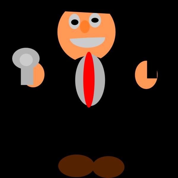 Cartoon Spy PNG Clip art