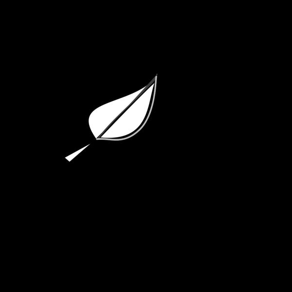 Leaf Outline PNG Clip art