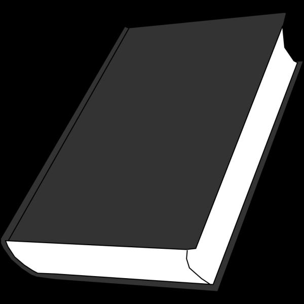 Closed Book 5 PNG Clip art