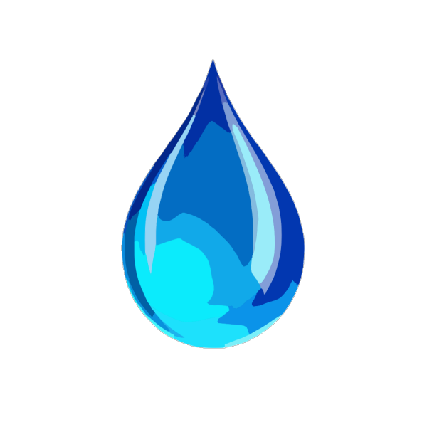 Water Droplet Icon PNG Clip art