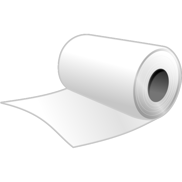 Paper Towels Roll PNG Clip art