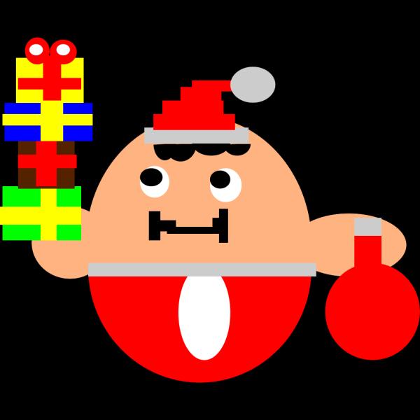 Cartoon Santa PNG Clip art