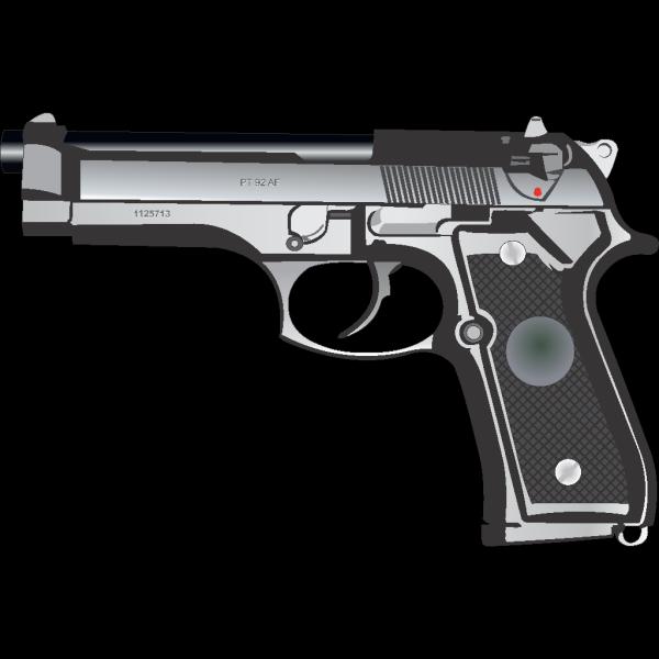 9mm Pistol PNG images