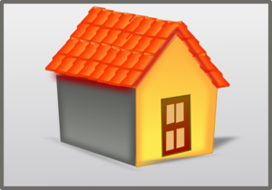 House Tiled Roof PNG Clip art