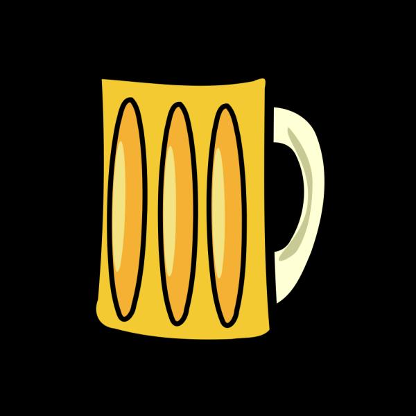 Beer Mug No Suds PNG Clip art
