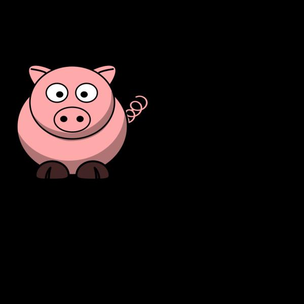 Pig 10 PNG Clip art