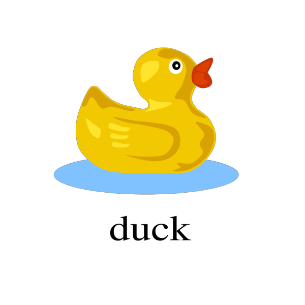 Duck Decoy Side View PNG images