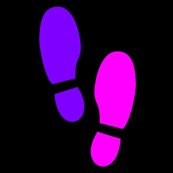 Shoe Prints PNG Clip art