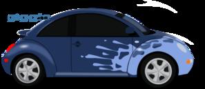 Volkswagen Beetle PNG Clip art