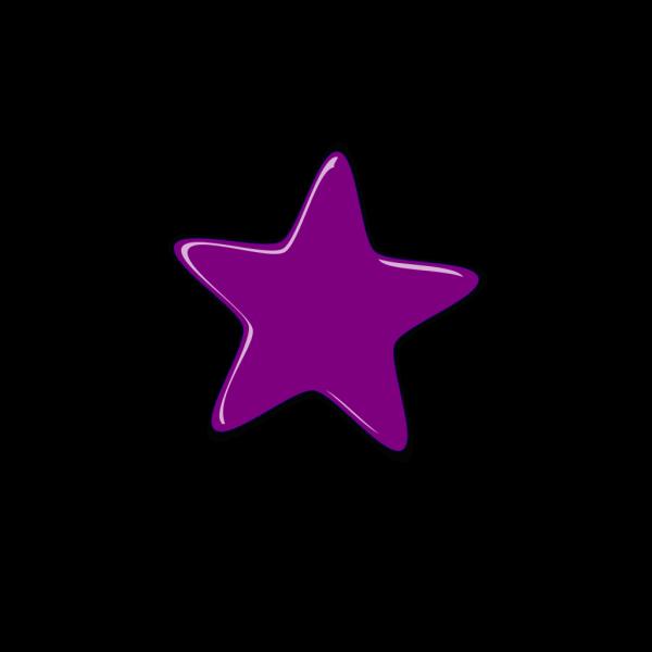 Purple Star PNG Clip art