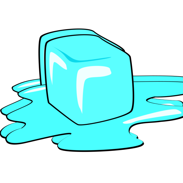 Ice Cube Baby PNG Clip art
