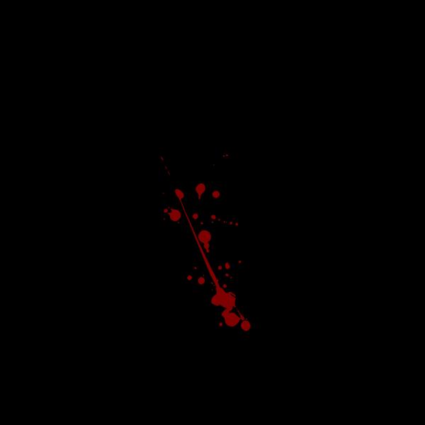 Blood Splatter PNG Clip art