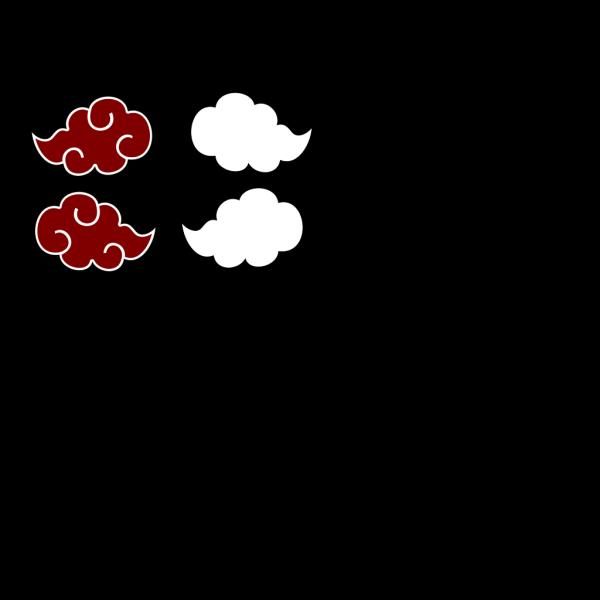 Akatsuki Clouds PNG clipart