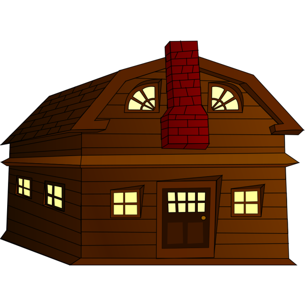 Halloween Horror House PNG images