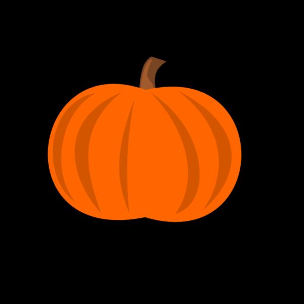 Plain Pumpkin PNG Clip art