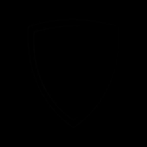 Plain Black Bat PNG Clip art