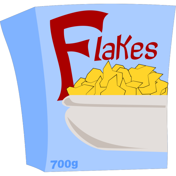 Cereal Flakes PNG Clip art