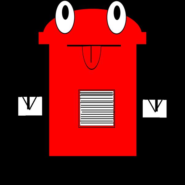Post Box PNG Clip art