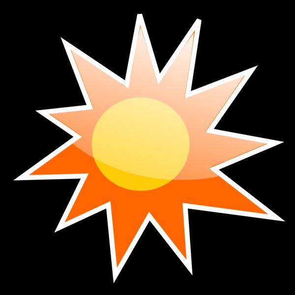Sun 1 PNG Clip art