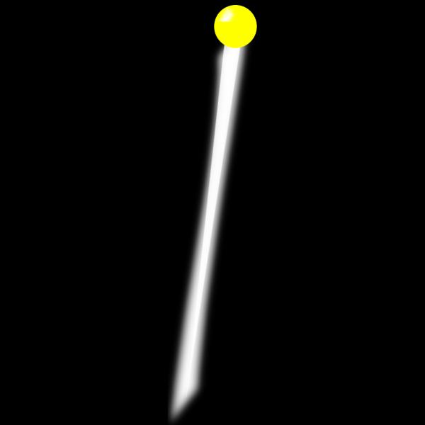 Pushed Pin Clip art