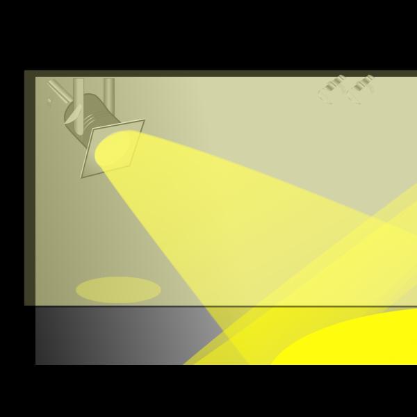 Spotlight, Searchlight PNG Clip art