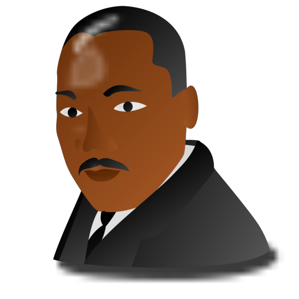 Martin Luther King Jr. Day Icon PNG Clip art