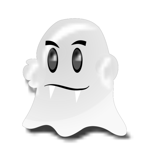 Cartoon Ghost PNG Clip art
