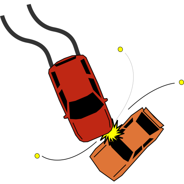 Car Accident Collision PNG image
