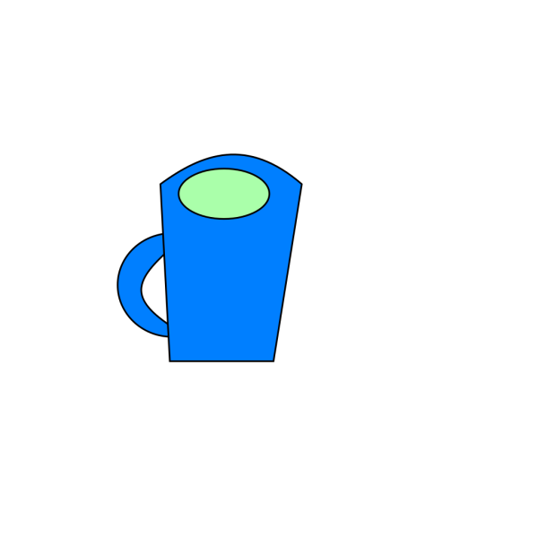Cartoon Mug PNG Clip art