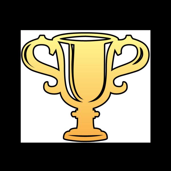 Trophy Cutout PNG images