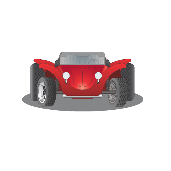 Race Car Turning PNG images
