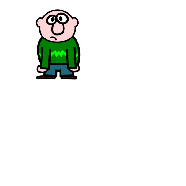 Man Cartoon PNG clipart