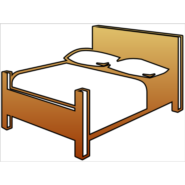 Bed Cutout PNG images