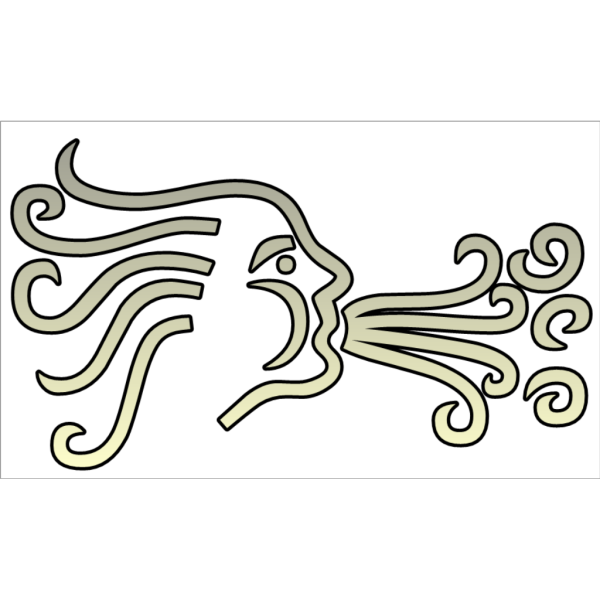 Wind Blowing PNG Clip art