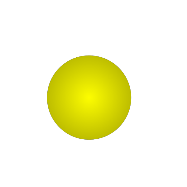 Yellow Balloon PNG Clip art