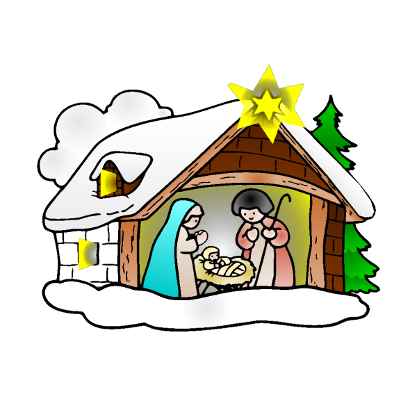 Nativity Scene PNG icons