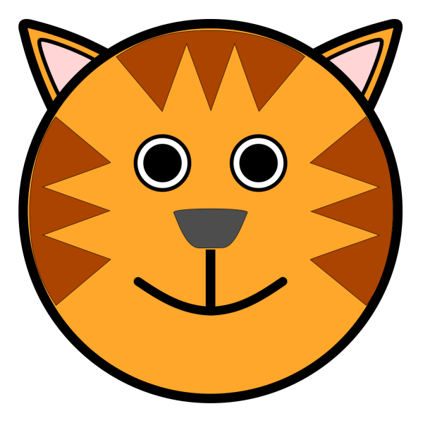 Tiger Face PNG images
