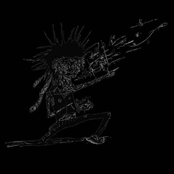 Punk Rocker PNG Clip art