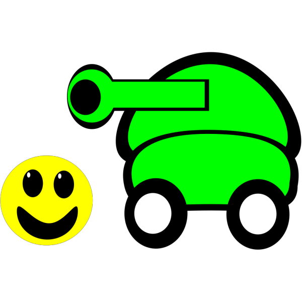 Cartoon Tank PNG Clip art