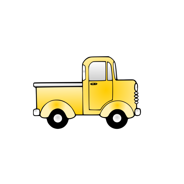 Old Truck PNG Clip art