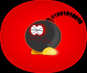 Logic Bomb PNG Clip art