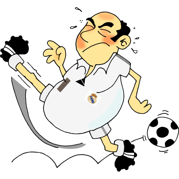 Soccer Player PNG Clip art