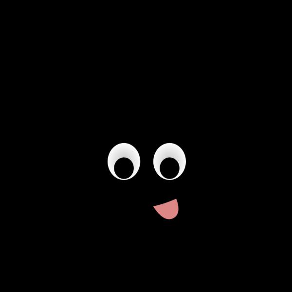 Silly Cartoon Face PNG Clip art