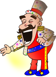 Circus Chef PNG Clip art