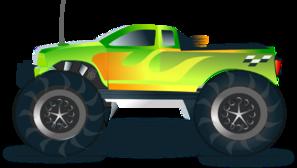 Monster Truck PNG Clip art
