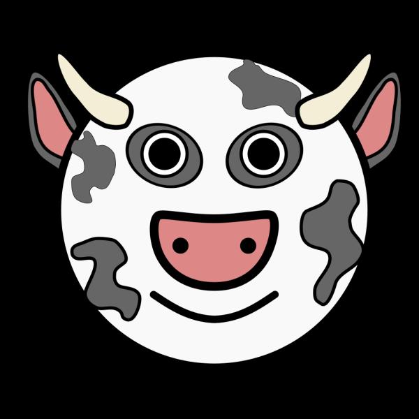 Cow Vache PNG Clip art