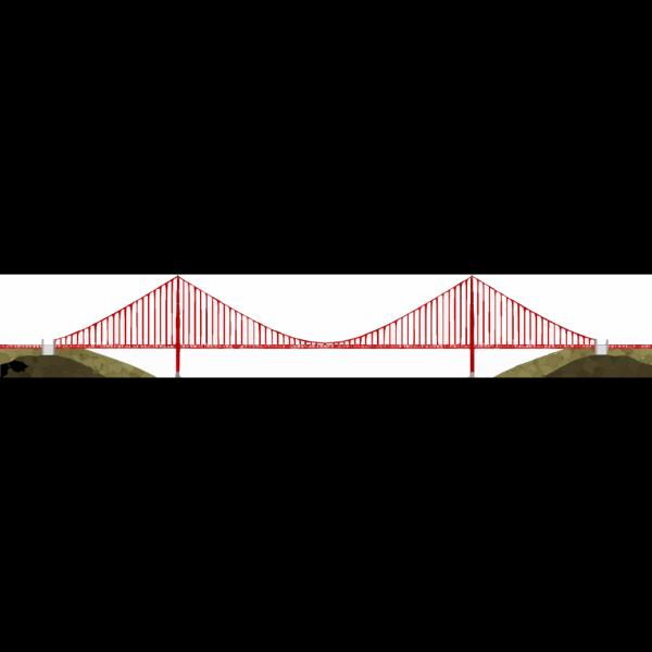 Golden Gate Bridge PNG Clip art