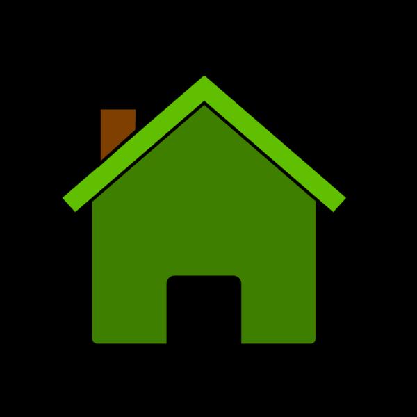 Green House PNG Clip art