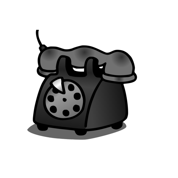 Old Telephone PNG Clip art