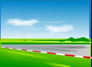Race Track PNG Clip art
